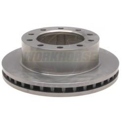 15544322  -  Rear Rotor (Single Piston Caliper / Rear Disc P32)