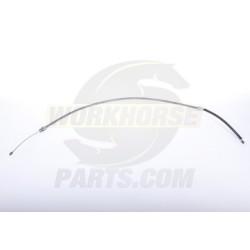 15624631  -  Cable Asm - Park Brake Rear, LH