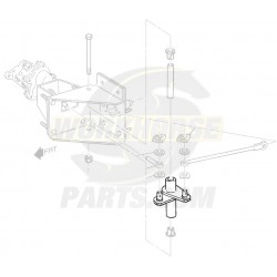 15992328  -  Lever Asm - Brake Pedal Rod