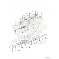 15997191 - Hydraulic Brake Booster Assembly