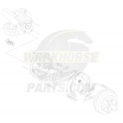 """18015044  -  Ring - Rear Park Brake Lever Retainer (5/16"""" Dia Shaft)"""