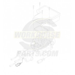 88983914  -  Switch Asm - Brake Pressure Differential