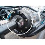 W8001667 - J72 Propshaft Brake Assembly (Allison Transmission)