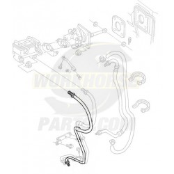 W8006742  -  Pipe Asm - Brake Valve (Pressure Modulation)