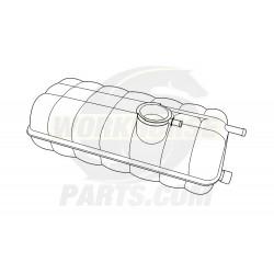 15993295  -  Tank Asm - Radiator Surge w/ Sensor (Diesel Engine)