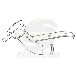 15995669  -  Tube Asm - Radiator Filler