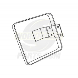 15996772 -  Bracket Asm - Coolant Recovery Tank