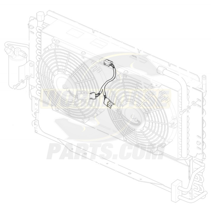 w8001121 - wire harness