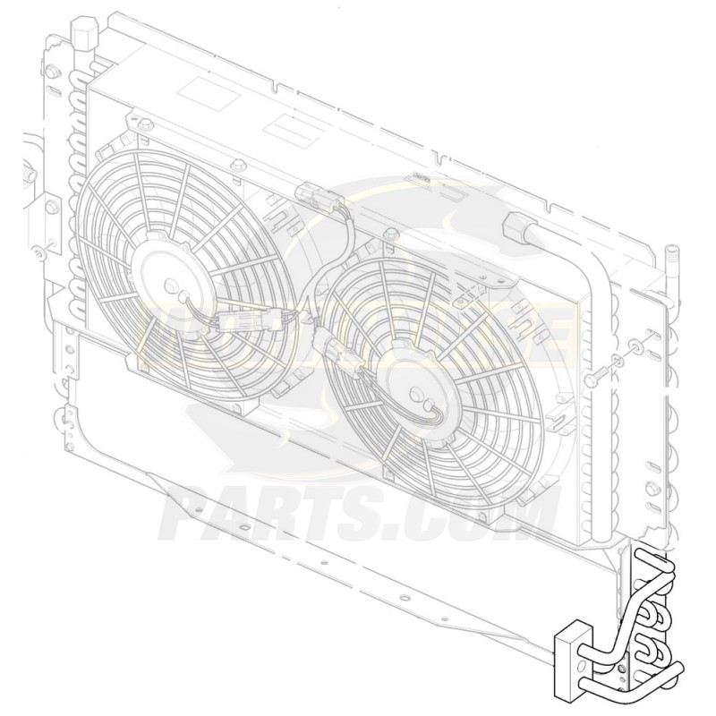 W8000080 - Engine Oil Cooler