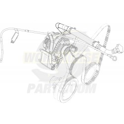 12575127  -  Tube Asm - Oil Filler (Lower)