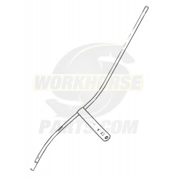 W0005246  -  Tube Asm - Oil Level Indicator (Upper Section)