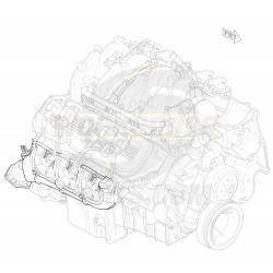 12580304  -  Manifold Asm - Exhaust RH
