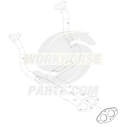 15150413  -  Gasket - Exhaust Manifold Pipe