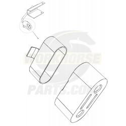 15296913  -  Exhaust Hanger Insulator