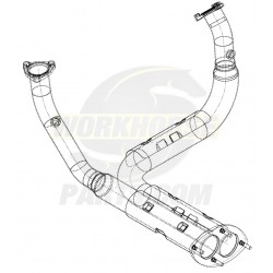 15735695  -  Pipe Asm - Exhaust Manifold