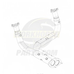 15735696  -  Downpipe Asm - Exhaust Manifold