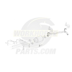 15971163  -  Pipe Asm - Exhaust Tail