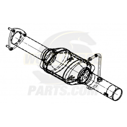 15986441  -  Catalytic Converter (L35 - 4.3L V6)
