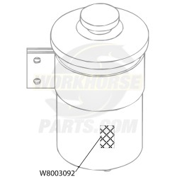 W8003092  -  Filter - Power Steering Fluid
