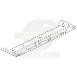 15961775 - Driveline Crossmember
