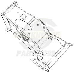 15985612  -  Bracket Asm - Brake Pedal