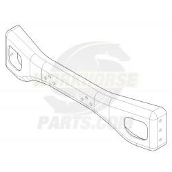 W0000049  -  Crossmember - Rear Spring Front, Rear Spring Rear