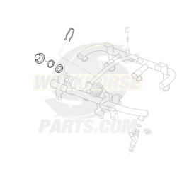 12575013  -   Fuel Pulse Dampener Kit