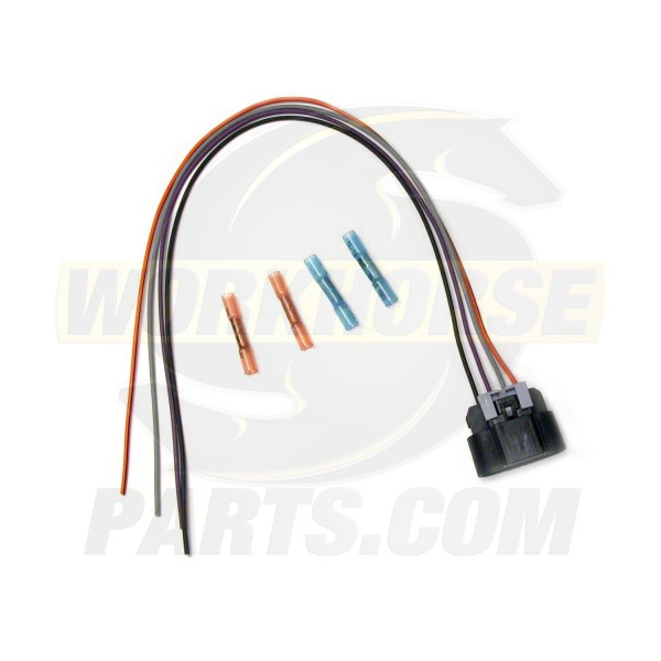 13517394  -  Fuel Module Pigtail for 04+ Fuel Pump Modules / Updated Connector for 25178125 & 25178145