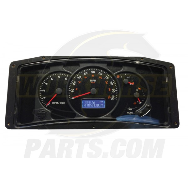 105297G - Workhorse Actia Instrument Cluster Repair Service (Gauge Motor Replacement)