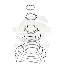 W8005779 - Power Steering Pump Hose Adapter Kit