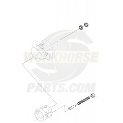 07844650  -  Kit - Steering Column Tilt Spring