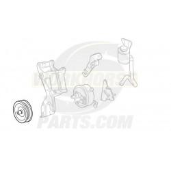 12605677  -  Pulley - Power Steering Pump