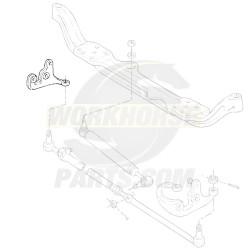 15594388  -  Arm - Steering Knuckle, RH