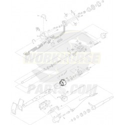 26015817  -  Bowl Asm  - Gearshift Lever