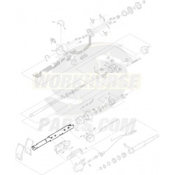 26016111  -  Jacket Asm - Steering Column