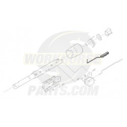 26016113  -  Actuator Asm - Ignition Switch