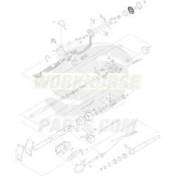 26025784  -  Plate - Steering Shaft Lock (Anti - Theft)