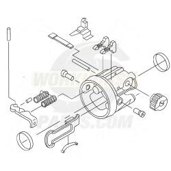 26028940  -  Housing Asm - Steering Column
