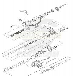 26045985  -  Column Asm - Steering (Tilt)