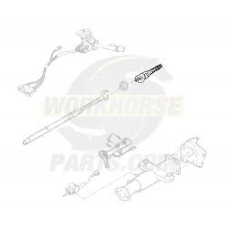 26064247  -  Shaft Asm  - Race and Upper