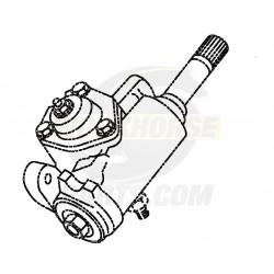 27-7530  -  Gear Asm - Power Steering