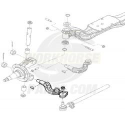 W8000646  -  Tie Rod Arm - Left Hand