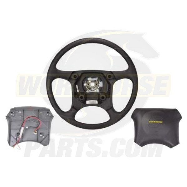 "W8007372  -  Kit - Steering Wheel Conversion to 15"""