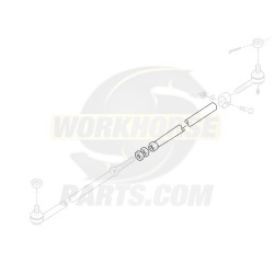 W8803011  -  Kit - Adjuster, Steering Linkage Tie Rod