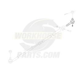 W8803028  -  End Asm - RH Tie Rod