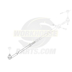 W8803030  -  End Asm - LH Tie Rod