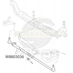 W8803036  -  Steering Tie Rod Asm