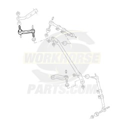 W8803017  -  Steering Linkage Idler Arm (Independent Suspension)