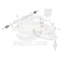 15030309  -  Bushing Asm - Lower Control Arm