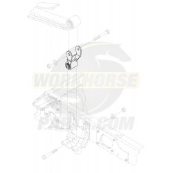 W0010058  -  Shackle Asm - Rear Spring